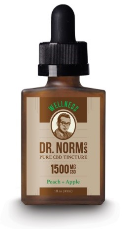 Dr Norms Wellness CBD Oil