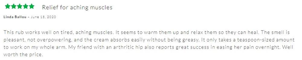 Dr Norms Wellness CBD Topicals Customer Reviews