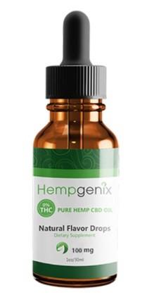 Hempgenix CBD Oil