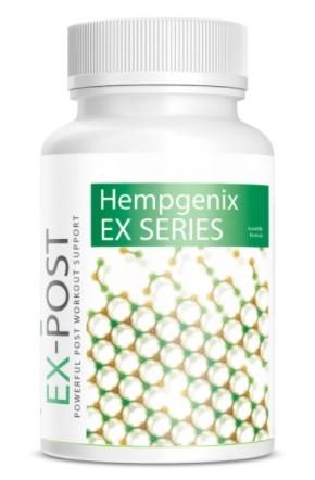 Hempgenix CBD Workout Support Capsules