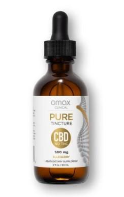 Omax Health CBD Oil