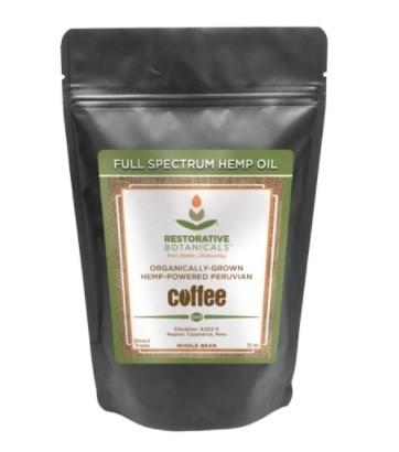 Restorative Botanicals CBD Coffee