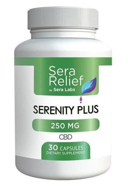 Sera Labs Relief Serenity Plus Capsules
