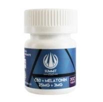 Summit CBD Sleep Aid Tablets With Melatonin