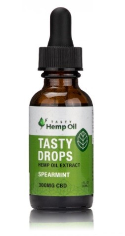 Tasty Hemp Oil CBD Oil