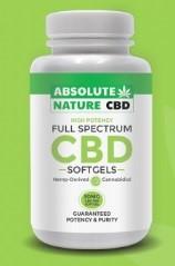 Absolute Nature CBD Capsules