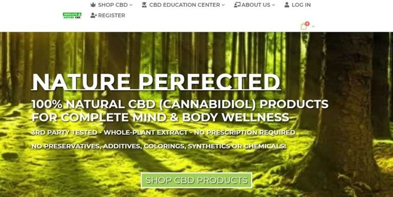 Absolute Nature CBD Review