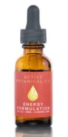 Active Botanical Co CBD Energy CBD Oil