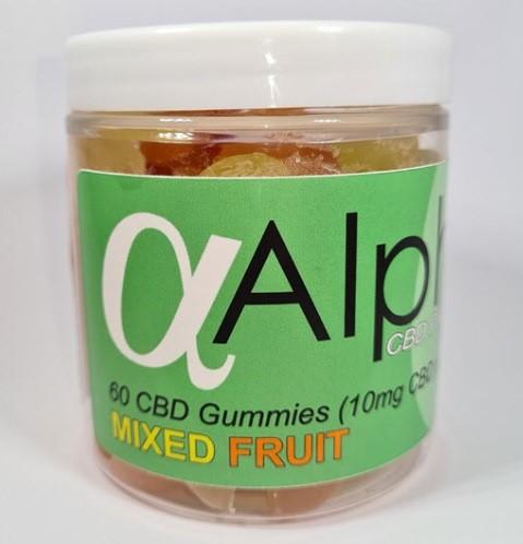 Alpha CBD Gummies