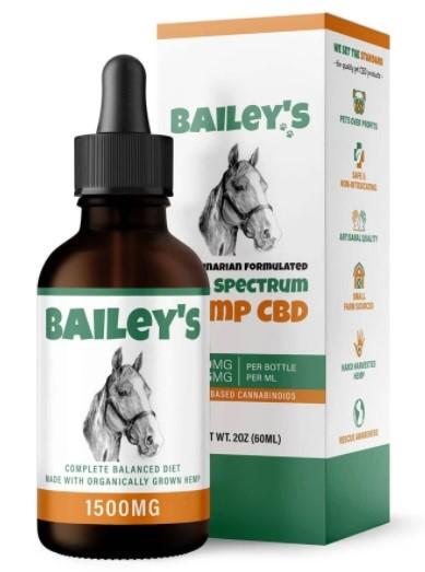 Baileys CBD Oil For Horses