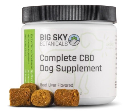 Big Sky Botanicals CBD For Pets