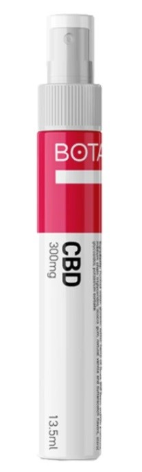 Botanika Life CBD Oral Spray