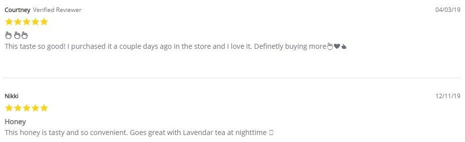 CBD American Shaman CBD Honey Stix Customer Reviews