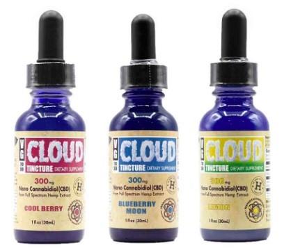 CBD American Shaman VG Cloud Tincture