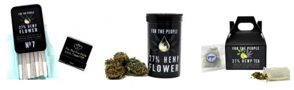 CBD For The People CBD Hemp Flower