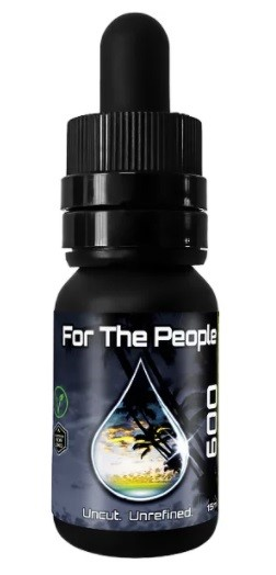 CBD For The People CBD Oil