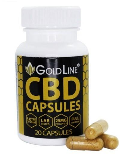 CBD GoldLine CBD Powder