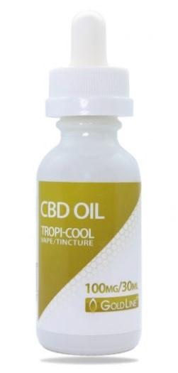 CBD GoldLine Regular CBD Oil