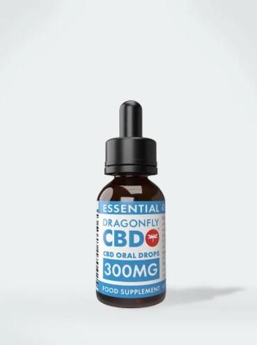 Dragonfly CBD Essential Oil CBD Oral Drops