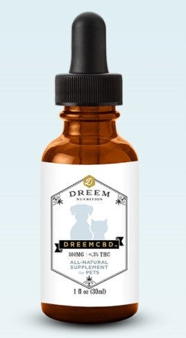 Dreem Nutrition CBD For Pets