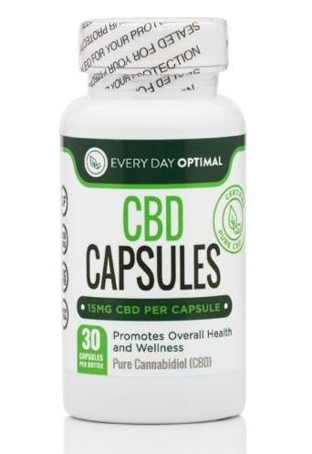 Every Day Optimal CBD Capsules