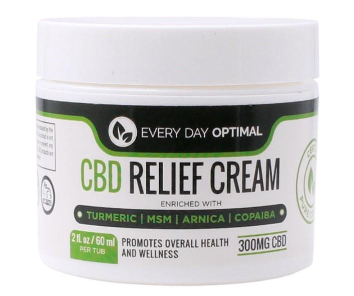 Every Day Optimal CBD Relief Cream