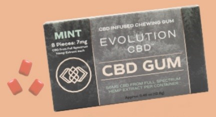 Evolution CBD Gum