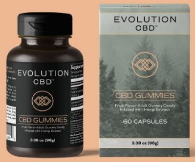 Evolution CBD Gummies