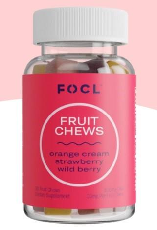 FOCL CBD Fruit Chews