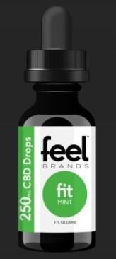 Feel Brands CBD Feel Fit CBD Oil