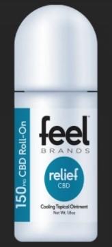 Feel Brands CBD Topicals
