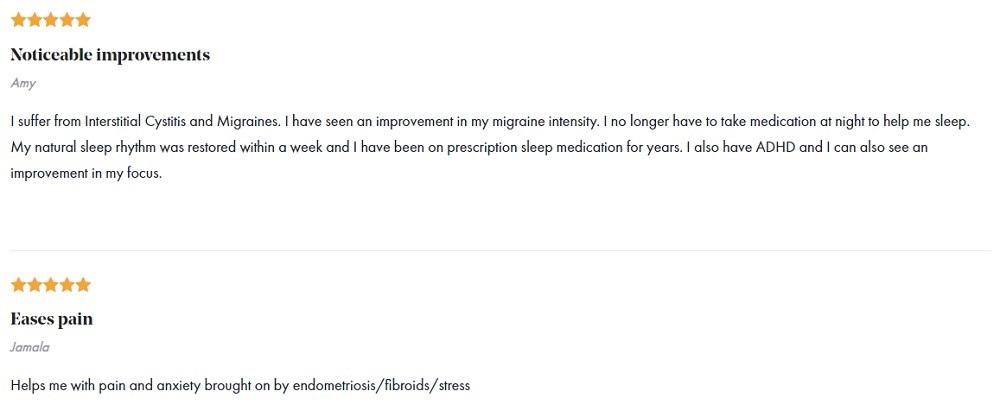 Foria CBD Wellness Tonic with CBD Customer Reviews