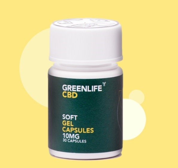 Greenlife CBD Capsules