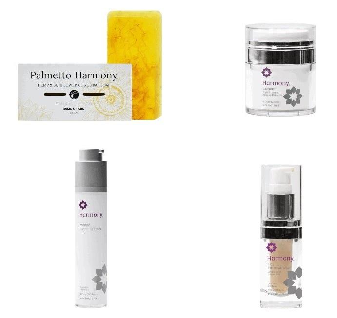 Harmony CBD Skincare