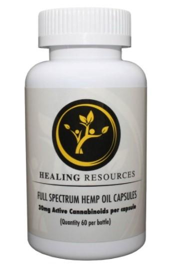 Healing Resources CBD Capsules