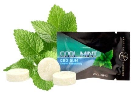 Healing Resources CBD Gum