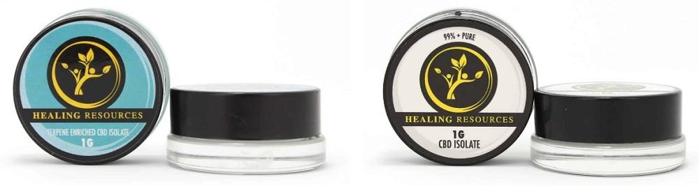 Healing Resources CBD Isolate