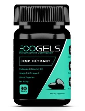 HealthSmart CBD EcoCaps