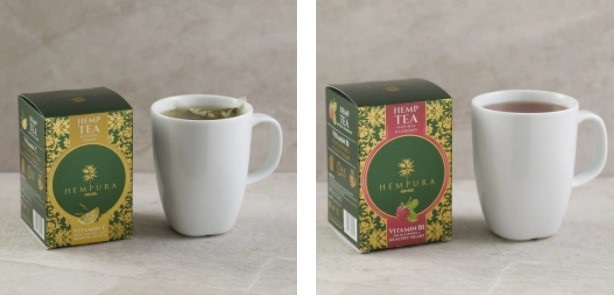 Hempura CBD Hemp Tea