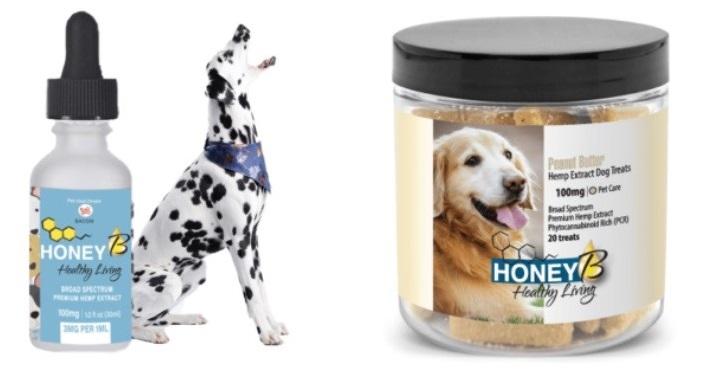 Honey B Healthy Living CBD For Pets