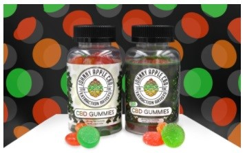 Johnny Apple CBD Gummies
