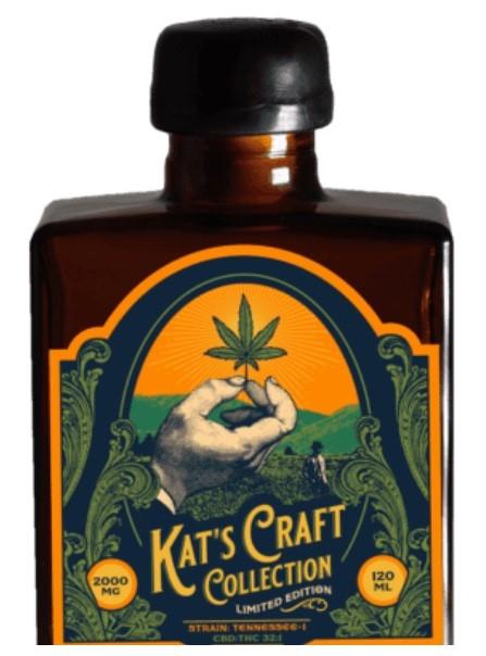 Kats Naturals CBD Kats Craft Collection CBD Oil