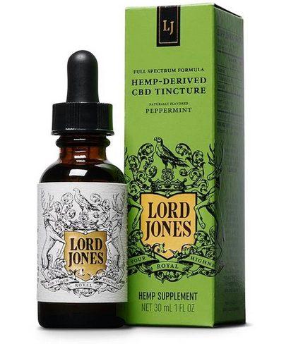 Lord Jones Full Spectrum CBD Oil