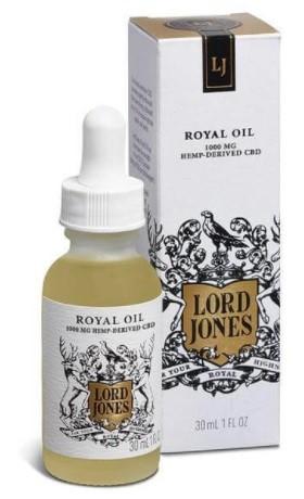 Lord Jones Royal CBD Oil