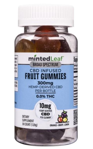 MintedLeaf CBD Gummies