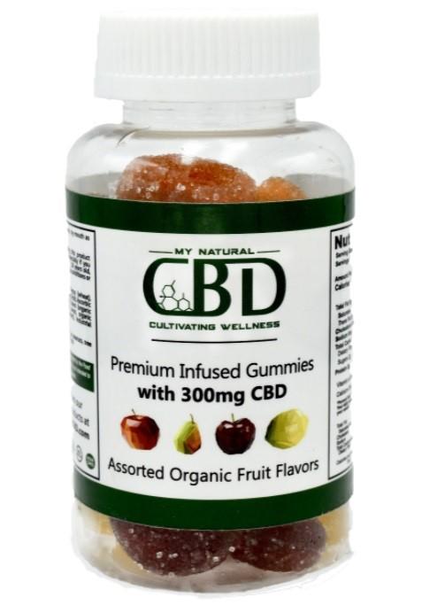 My Natural CBD Gummies