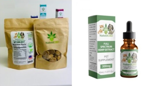 Naked CBD For Pets
