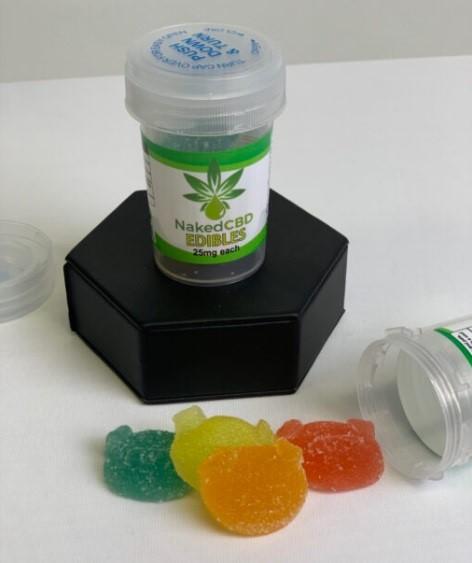 Naked CBD Gummies