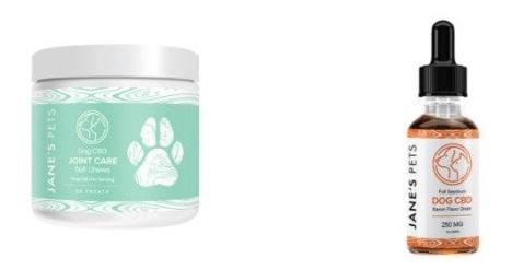 Premium Jane CBD For Pets