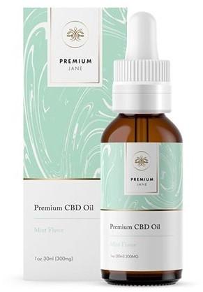 Premium Jane CBD Oil 2